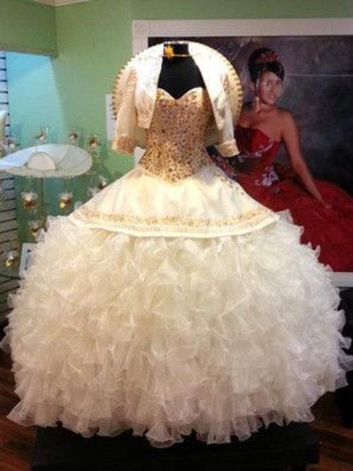 Quinceanera Dresses 2017