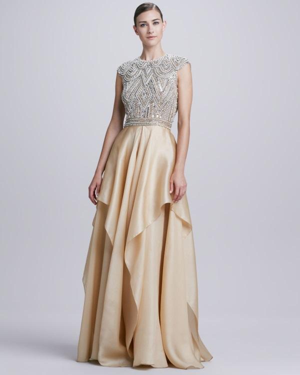 Designer Wedding Gowns: Designer Evening Gowns For Wedding Reception Looks