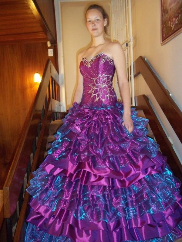 Pink Matric Farewell Dresses Looks B2b Fashion