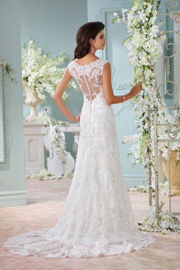 Beautiful wedding dress 2016-2017 | B2B Fashion