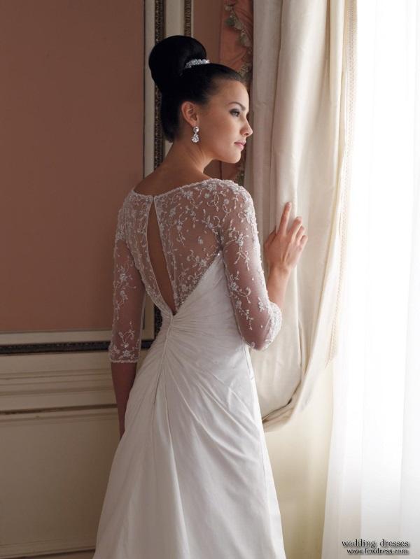 Beautiful wedding dress 2016 2017 b2b fashion for Summer casual wedding dresses