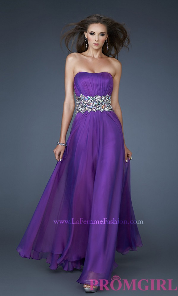 Purple Matric Dance Dresses 2017 2018 B2b Fashion