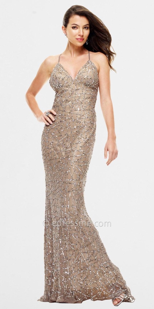Find great deals on eBay for long gold sequin dress. Shop with confidence.