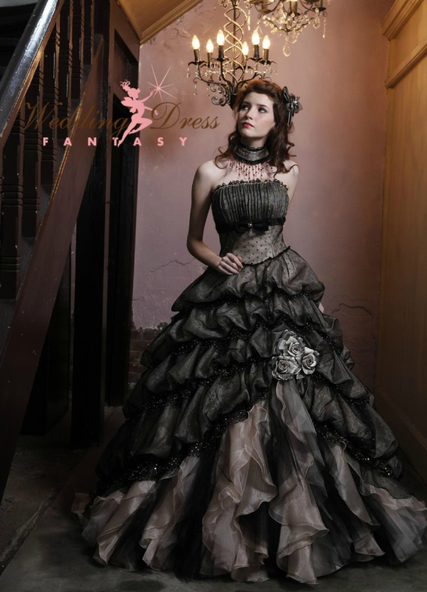 Outstanding Steampunk Wedding Dresses Photos - Wedding Plan Ideas ...