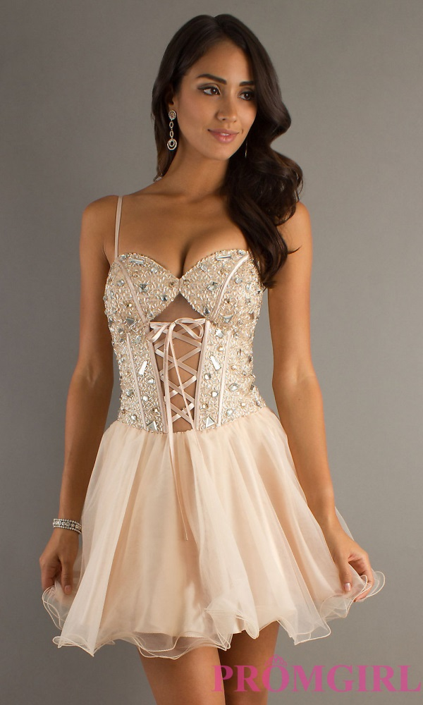 Simple Short Prom Dresses Looks B2b Fashion