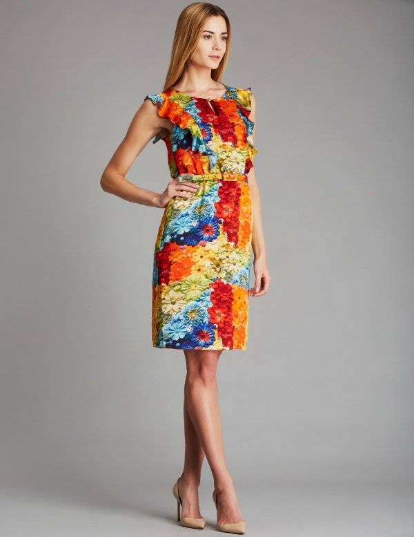 Trendy cocktail dresses Spring-Summer 2015