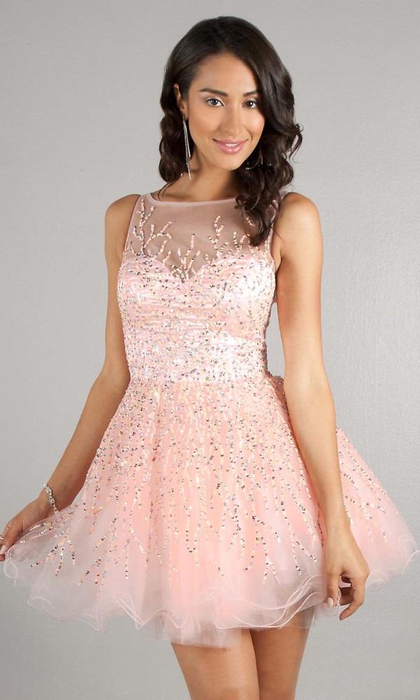Simple Short Prom Dresses Looks B2b Fashion