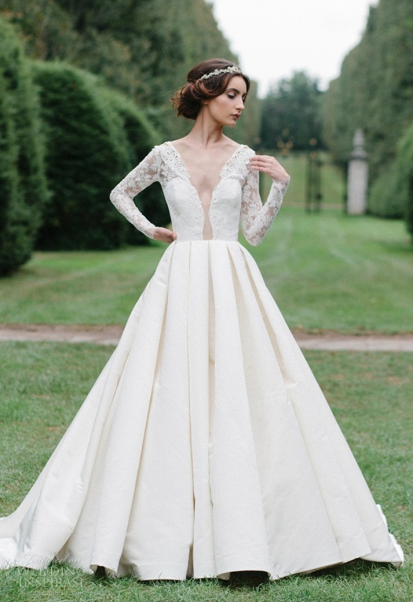 Ball Gown Wedding Dresses 2017 With Bling : Wedding ball gown dress dresses unique