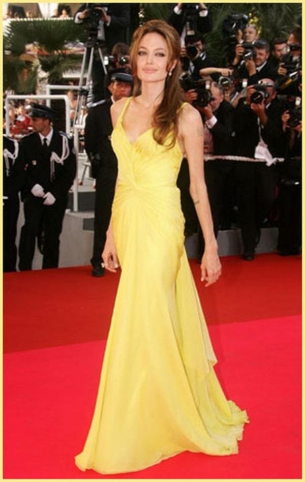Angelina Jolie dresses 2017-2018 | B2B Fashion