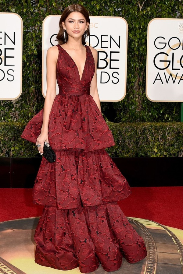 Red Carpet Dresses Golden Globes 2017 2018 B2B Fashion