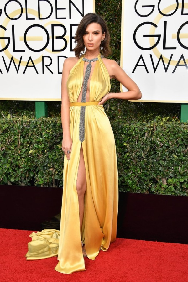 Red carpet dresses golden globes 2017 2018 b2b fashion - Golden globes red carpet ...