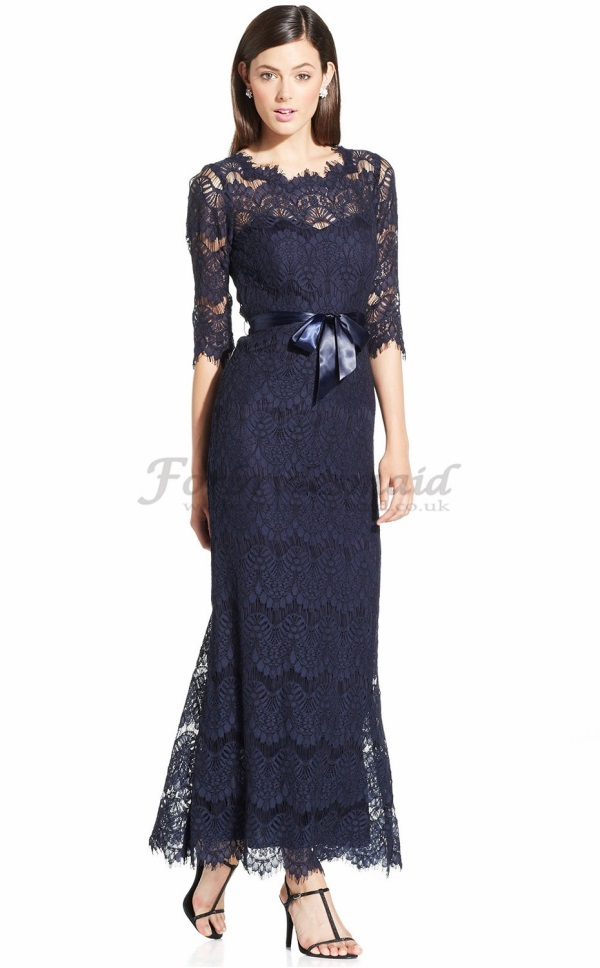 Mother Of The Bride Dresses Tea Length Lace 2016 2017