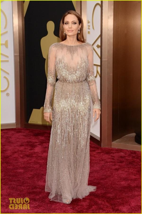 Angelina Jolie Oscar Dresses 2016-2017 | B2B Fashion