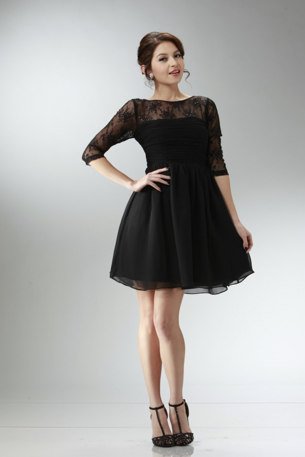 c4b9c817d0 Long sleeve lace prom dress looks