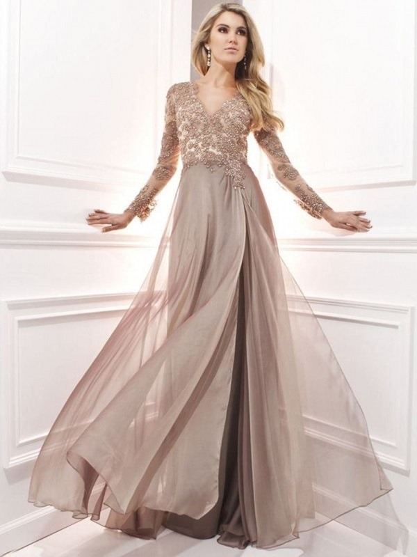 designer evening gowns with sleeves 20172018 b2b fashion