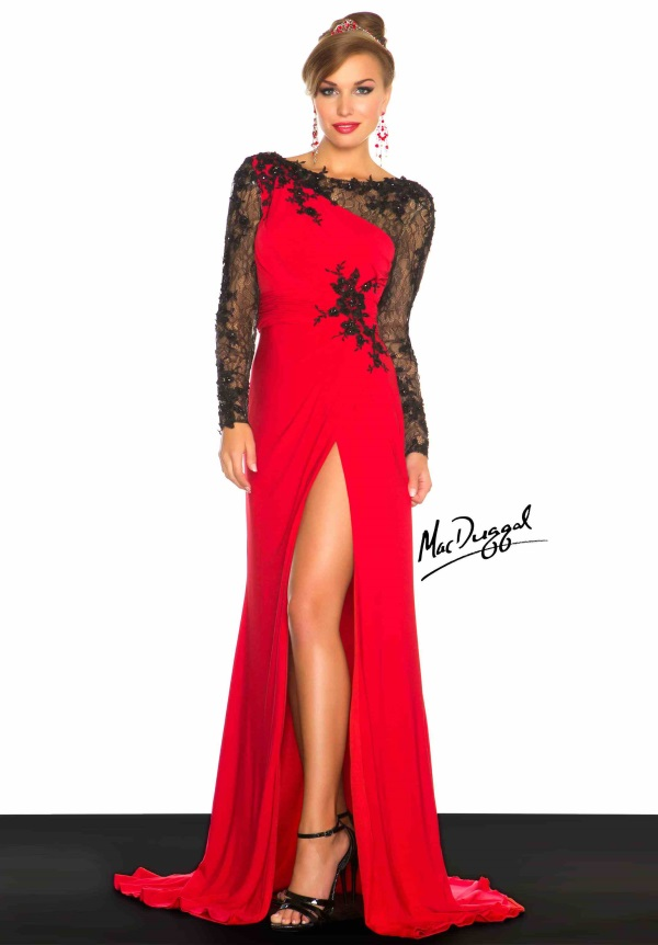 Designer evening gowns with sleeves 2017-2018 | B2B Fashion