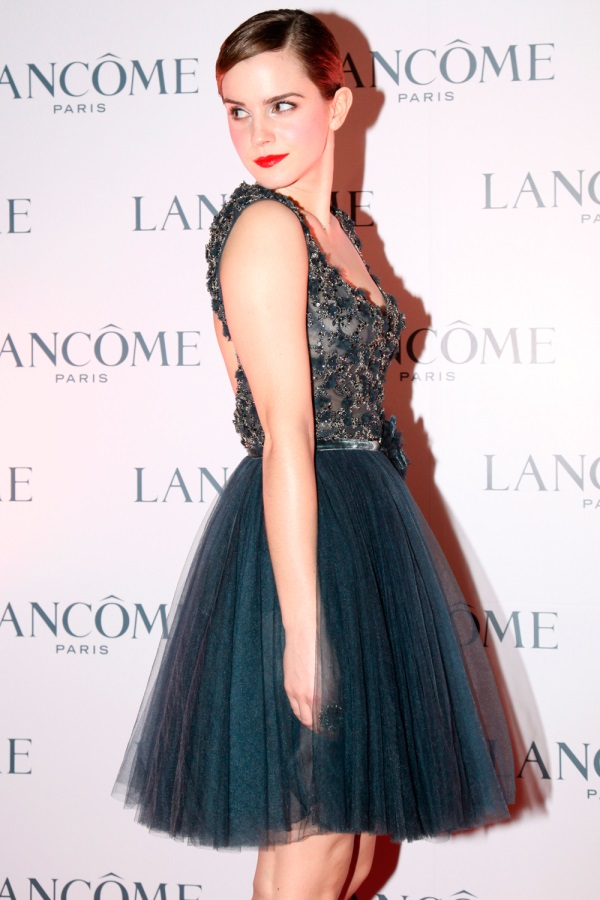 Emma Watson Dresses 2017 2018 B2b Fashion