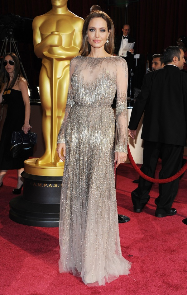 Angelina Jolie Oscar Dresses 2016-2017 | B2B Fashion