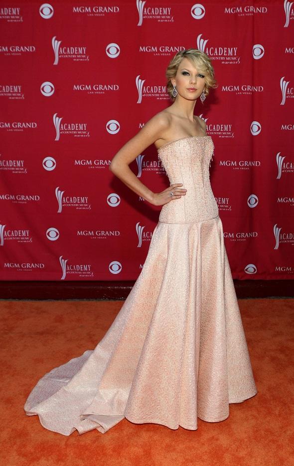 Taylor Swift Red Carpet Dresses 2017 2018 B2b Fashion