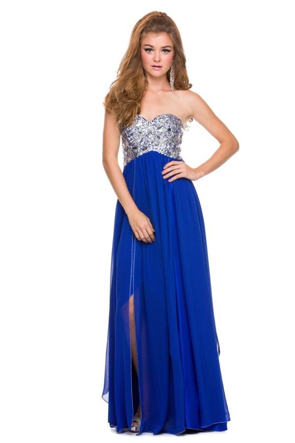 Royal Blue Dress 2017 2018 B2b Fashion