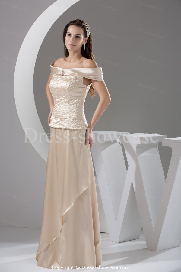 Casual Beach Wedding Mother Of The Bride Dress
