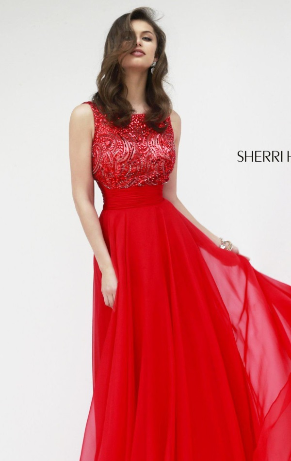 Most beautiful red prom dresses in the world looks | B2B ...
