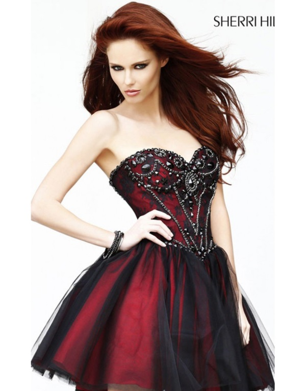 Most Beautiful Red Prom Dresses In The World Looks B2b