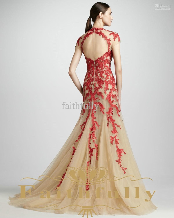 Most Beautiful Prom Dresses Ball Gown: Most Beautiful Red Prom Dresses In The World 2016-2017