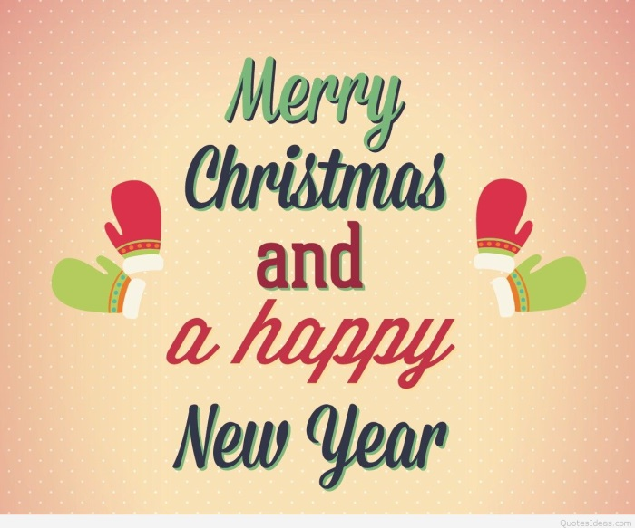 Merry Christmas And Happy New Year Images 2017 2018