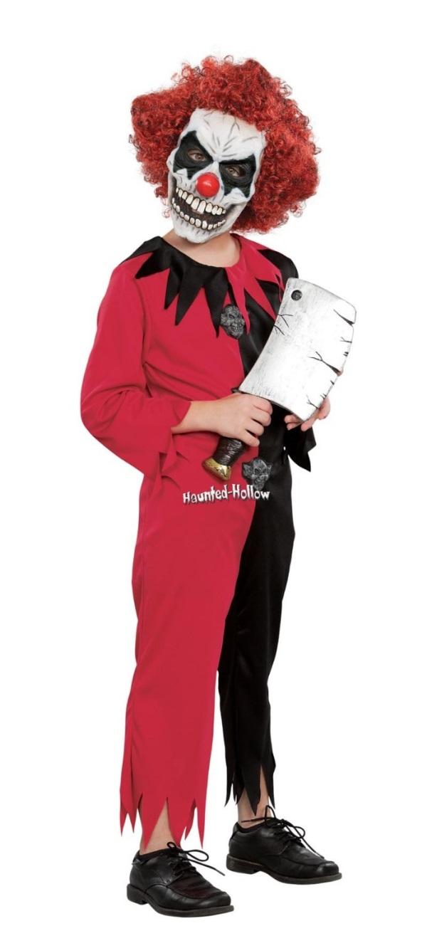 Halloween Scary Costumes Images 2017 2018 B2b Fashion  sc 1 st  Meningrey & Professional Scary Clown Costumes - Meningrey