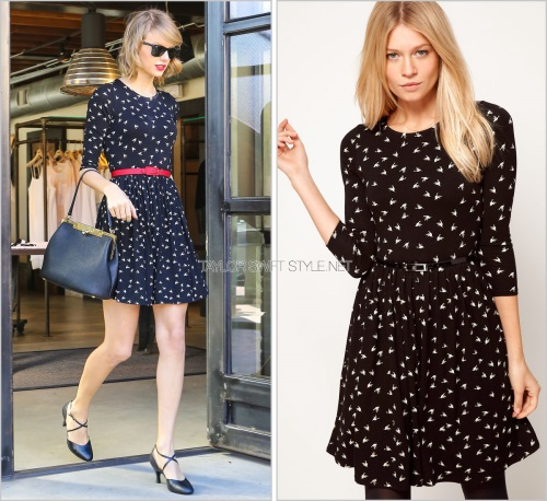 Taylor Swift casual dresses 2017-2018 | B2B Fashion