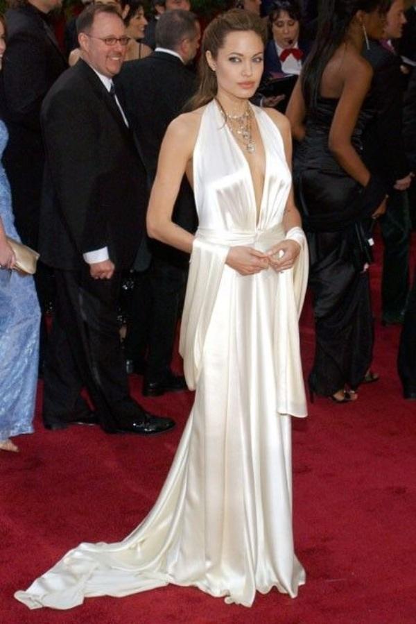 Angelina Jolie dresses 2017-2018