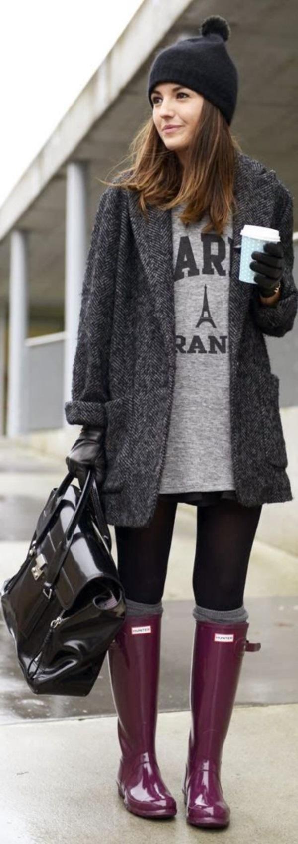 impactful cute rainy day outfits photos