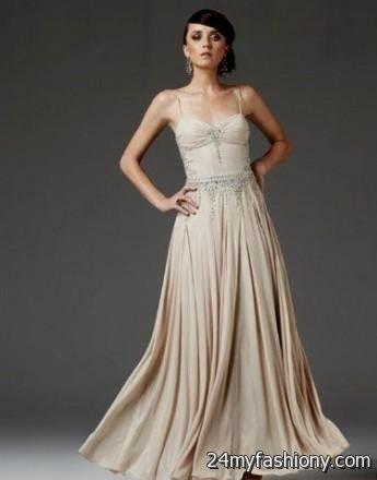 vintage prom dress looks