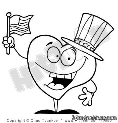 4th of july clipart black and white images 2016 2017 b2b fashion