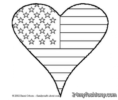 4th Of July Coloring Pages Printable Images Looks B2B Fashion