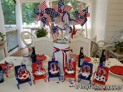 4th Of July Decorations Ideas Images 2016 2017 B2B Fashion