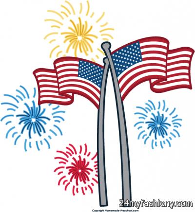 4th of july flag clip art images 2016 2017 b2b fashion rh 24myfashion com 4th birthday clipart free 4th birthday clipart free
