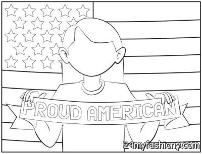 4th of july flag coloring pages | 4th Of July Flag Coloring Page images 2016-2017 | B2B Fashion
