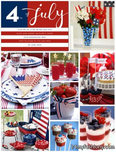 4th of july party decor images 2016 2017 b2b fashion for 4 of july decorations