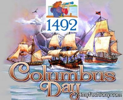 columbus day 12th oct 1942