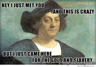 Christopher columbus and humanism