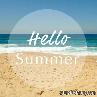 First Day Of Summer Beach images 2016-2017  B2B Fashion