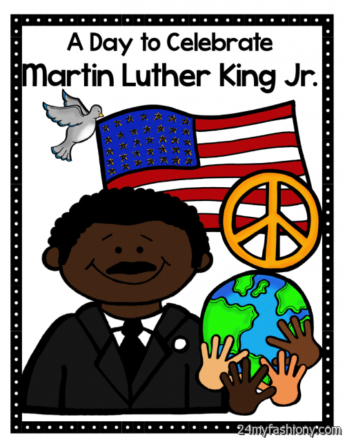 clip art martin luther king jr day - photo #3