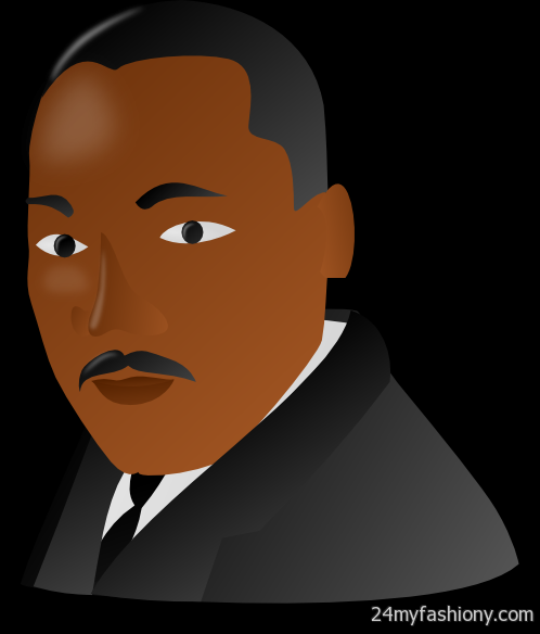Free Martin Luther King Day Clip Art 2016-2017 » B2B Fashion