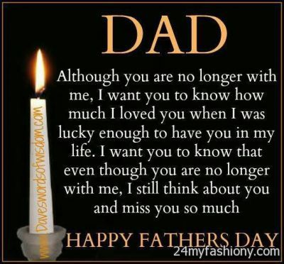 Happy Fathers Day In Heaven Quotes images looks | B2B Fashion