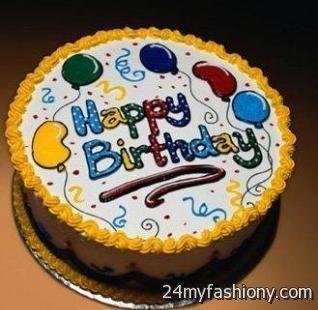 Happy January Birthday Cakes Images Looks B2b Fashion