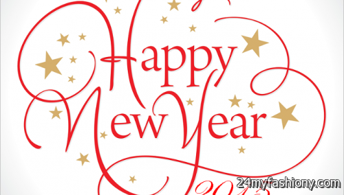 Happy New Year 2018/19 Clip Art