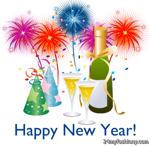 Happy New Year Clipart images 2016-2017 | B2B Fashion