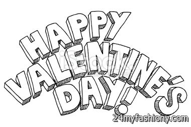 Happy Valentine S Day Drawings Images Looks B2b Fashion